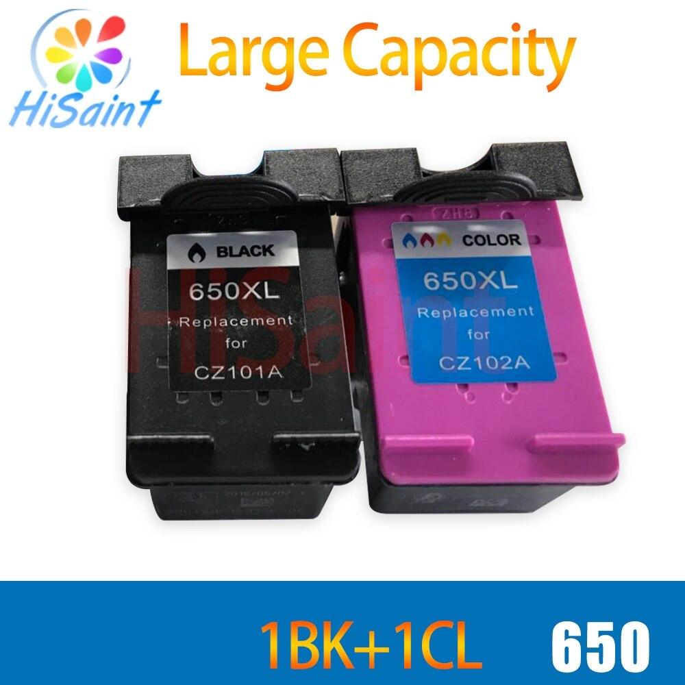 картридж для чорнила hisaint 650 650XL для - Офісна електроніка