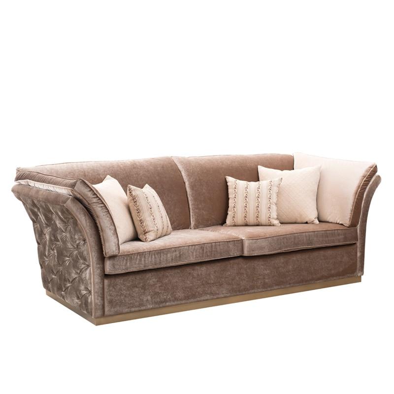 latest modern design living room fabric chesterfield sofa furniture