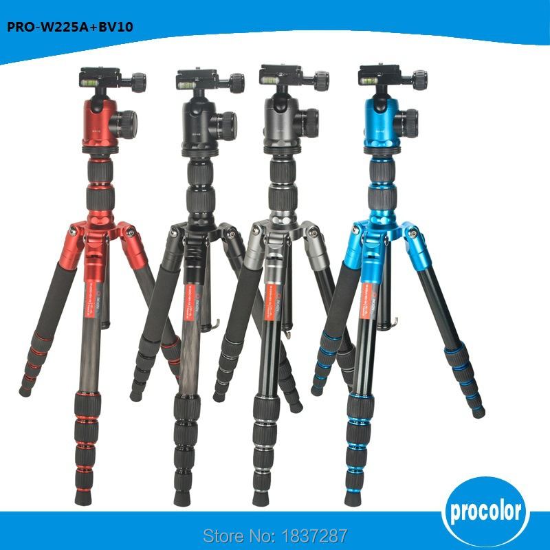 High quality colorful aluminum alloy camera tripod, professional tripods 2016 new professional aluminum tripod camera tripod high quality aluminum tripod