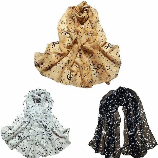6d7aabdd4b5a Hiver femmes écharpe en mousseline de soie foulard fille châle étole  femelle Silencieux Écharpes chaudes Tippet