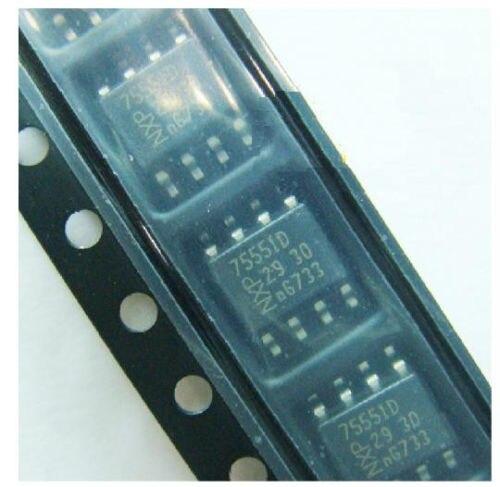 5PCS NEW ICM7555ID 7555 SOP-8 General purpose CMOS timer NEW gr8876a gr8876 sop 8