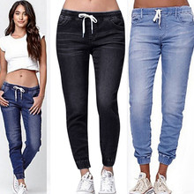 YAMY Vintage embroidered high waist mom boyfriend jeans for women skinny jeans woman