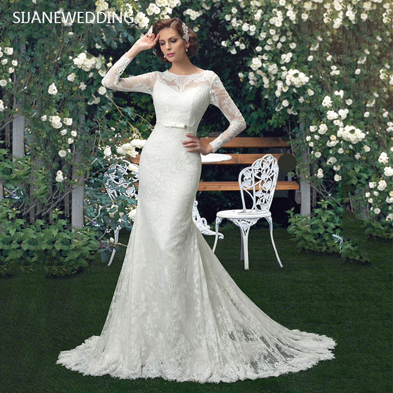 Hot Sale Vestido de noiva Wedding Dress Mermaid Princess Wedding Party Dress 522