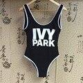Beyonce HERA PARQUE sportswear Bodysuit sexy hot swimwear Swimsuit one piece-Fitness Macacões cinto condoer maiô