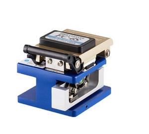 Image 4 - 12 sztuk/paczka FTTH zestaw narzędzi światłowodowych z FC 6S siekacz światłowodowy miernik mocy lokalizator uszkodzeń wizualnych z włókna szczypce do ściągania izolacji