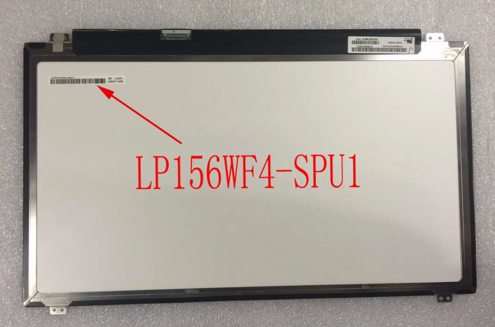 LP156WF4 SPU1 LP156WF4 SPU1 1920 1080 FHD LCD LED matrix screen Glossy