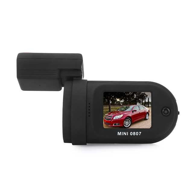 Mini 0807 GPS Mini Car DVR Camera 1080P Full HD 1.5 Inch Car Camera Recorder G-sensor Ambarella Car Camera HDMI TF Slot Dashcam