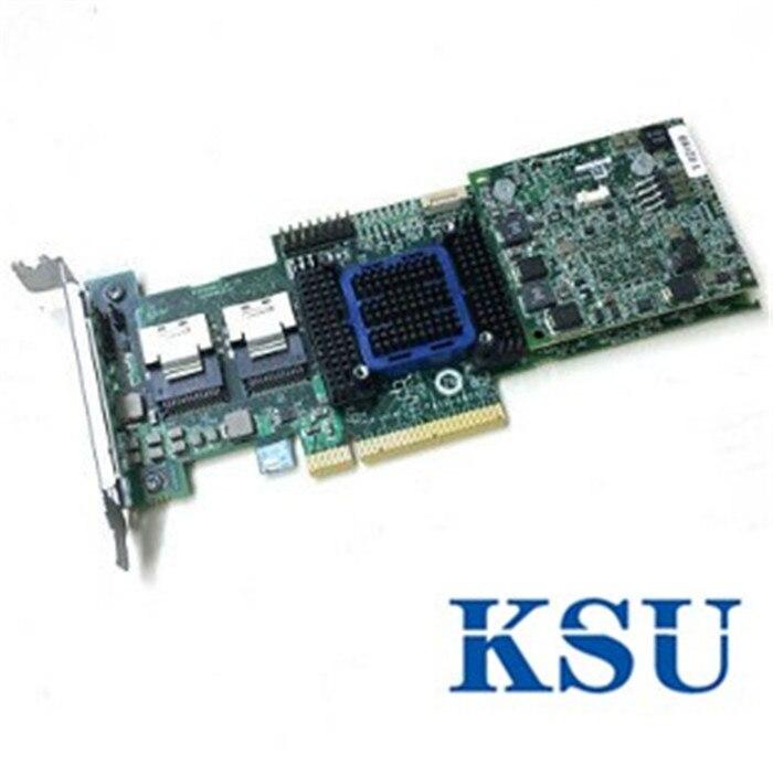Adaptec ASR 6805T 2272800 R ASR 6805T 8 Poorten PCIE2 x8 512 MB Cache SAS 6 Gb Raid Controller + Batterij-in Computerkabels & Connectoren van Computer & Kantoor op AliExpress - 11.11_Dubbel 11Vrijgezellendag 1