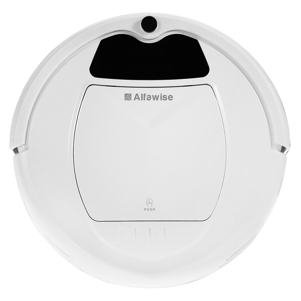 Alfawise Smart Robot Vacuum Cleaner for Home Cordless Sweeping Machine Vacuum Cleaner Filter Robot Cleaner Vacuum Machine B3000 vbot sweeping robot cleaner home fully automatic vacuum cleaner special offer clean robot mopping machine