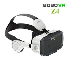 Xiaozhai Z4 BOBOVR VR Box 360 Degrees 3D VR Virtual Reality Headset 3D Movie Video Game Private Theater with Headphone