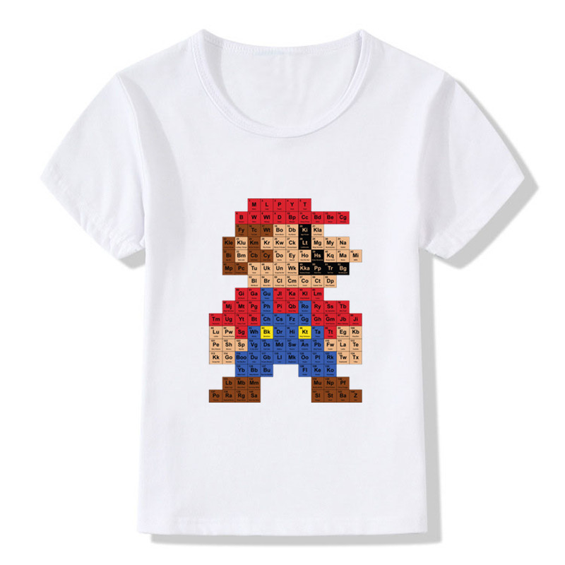 Online Get Cheap Super Mario T Shirt Kids -Aliexpress.com ...