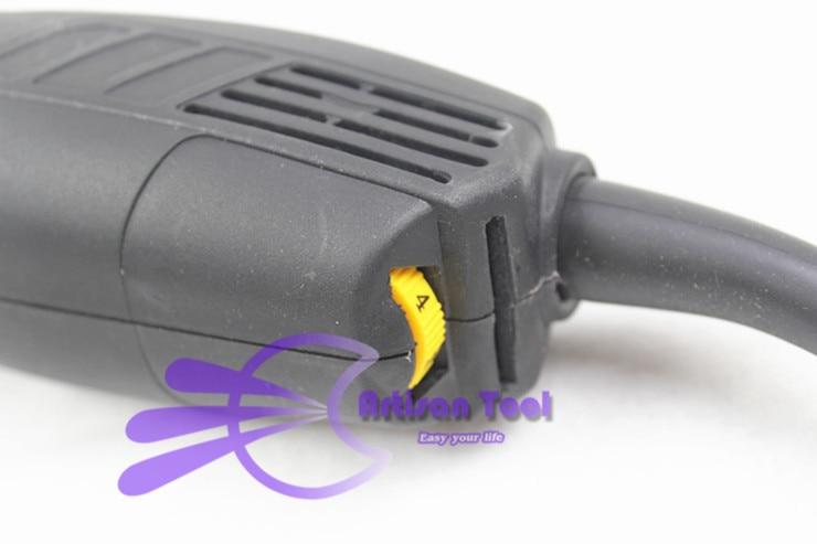 Levigatrice abrasiva per smerigliatrice a filetto per lucidatura - Utensili elettrici - Fotografia 4