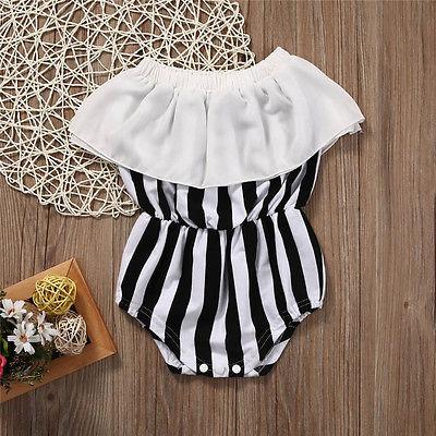 Otroška dojenček dojenček dojenček romper poletje srčkan bombaž jumpsuit otroška obleka majica brez rokavov oblačila 0-24M