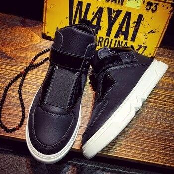 Flat Breathable Men Shoes 1