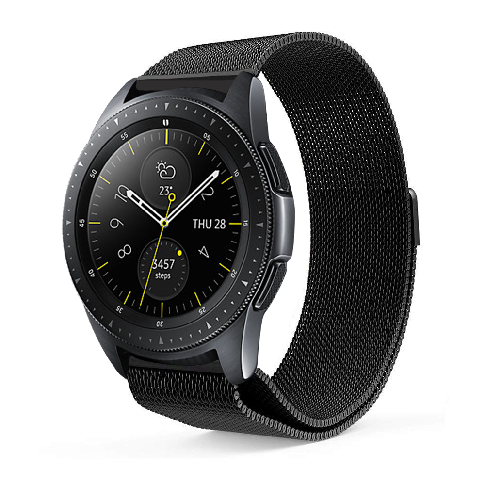 Kartice for Samsung Galaxy Watch (46mm) Bands,22mm Galaxy Watch Band Milanese Loop Stainless Steel Strap Wrist Replacement Band Kartice for Samsung Galaxy Watch (46mm) Bands,22mm Galaxy Watch Band Milanese Loop Stainless Steel Strap Wrist Replacement Band