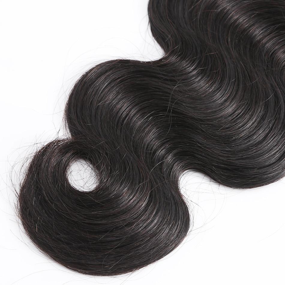 Grade 9A Hair Body Wave 10-24 inches Raw Indian Virgin Hair Bundles RosaBeauty Natural Color Human Hair Extension Free Shipping