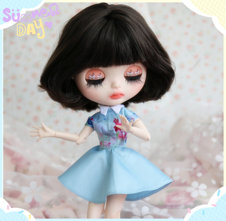 Free shipping cheap 100% Handmade dress Doll Clothes for ...