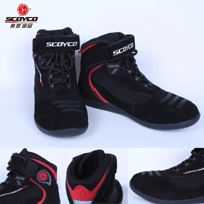 Aliexpress.com : Buy SCOYCO NEW off road racing motorcycle boots ...