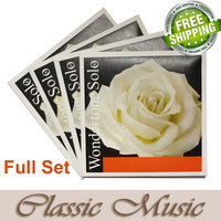 Pirastro wondertone solo violin strings(410521) ,Full set(G,D,A,E) ,Ball end, Free shipping ,made in Germany