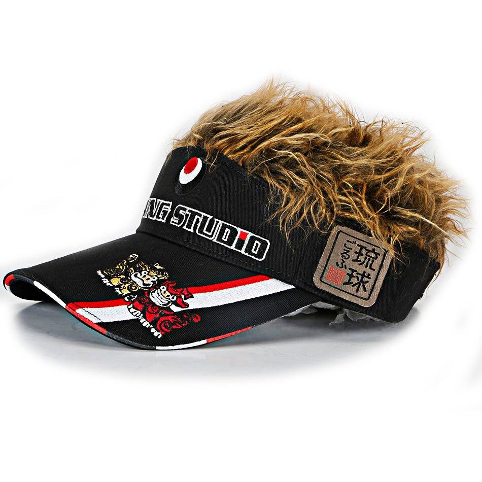Golf Sun Hats Men Protection