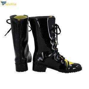 Image 3 - Spiel Mädchen Frontline Ump9 Ump45 Cosplay Schuhe Stiefel