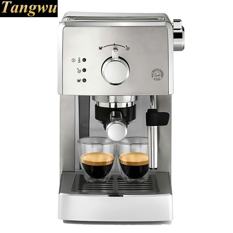 stainless steel case of an Italian semi-automatic coffee machine weldability of ferritic stainless steel