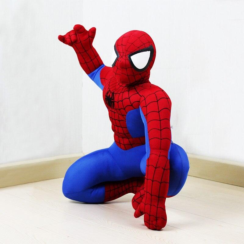 Superhelden Spider Man Plüsch Spider Man Spiderman Plüsch Puppe ...