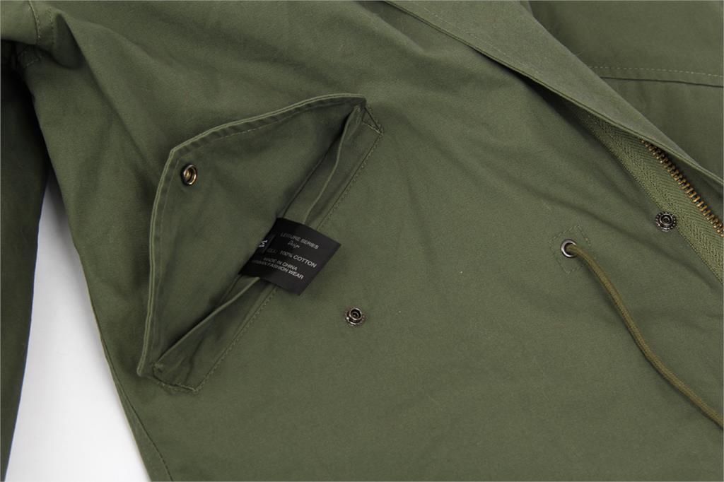 winter hooded green fur 24
