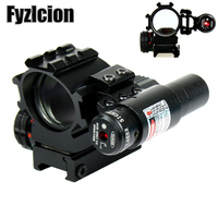 Tactical Optics Red Green Dot Laser Sightscope Holographic Sight Hunting Airsoft Air Guns Riflescope Sniper Reticle