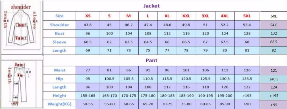 Image 4 - Custom Made Slim Fit Black 2 Piece Mens Blazer Double Breasted Suit Men Wedding Suits Groom Tuxedos For Men (Jacket+Pants+Tie)-in Suits from Men's Clothing