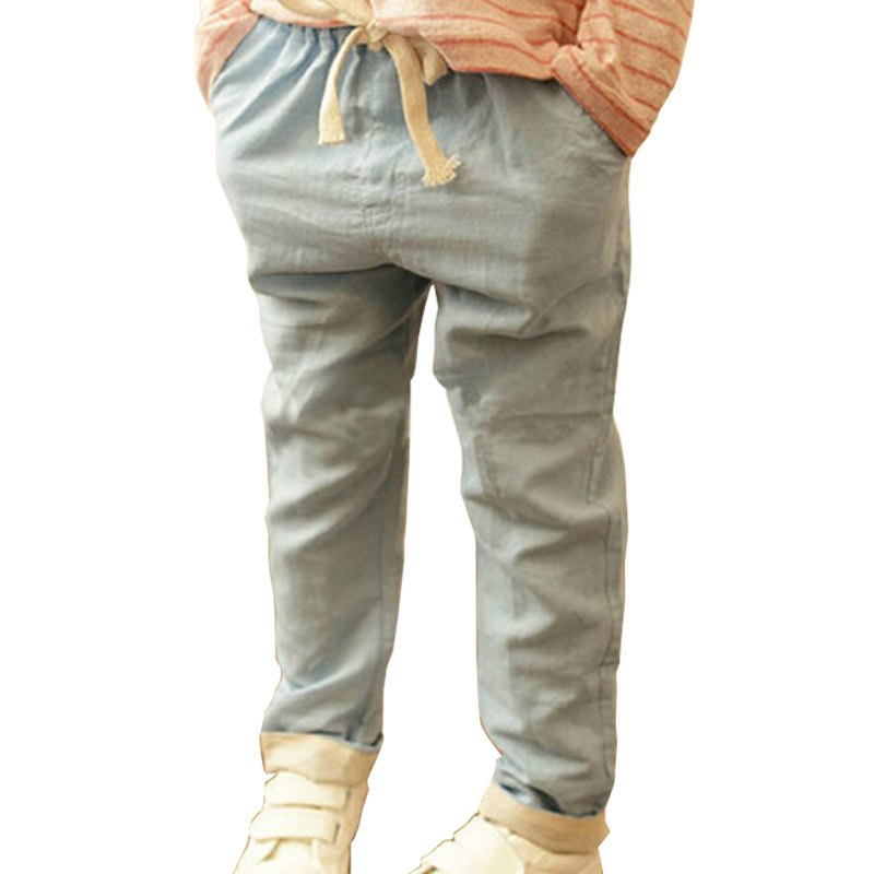Popular Kids Linen Pants-Buy Cheap Kids Linen Pants lots from ...