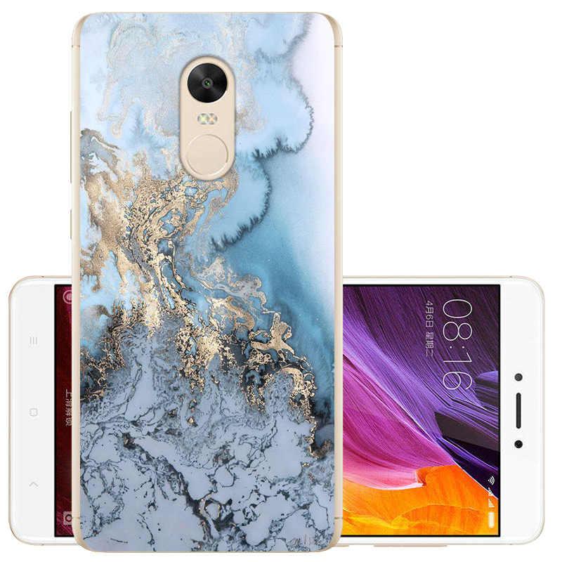 """5.5"""" Xiaomi Redmi Note 4 Back Cover Soft TPU Xiaomi Redmi Note 4 Case 4G+64G Version Redmi Note4 Silicone Cas"""
