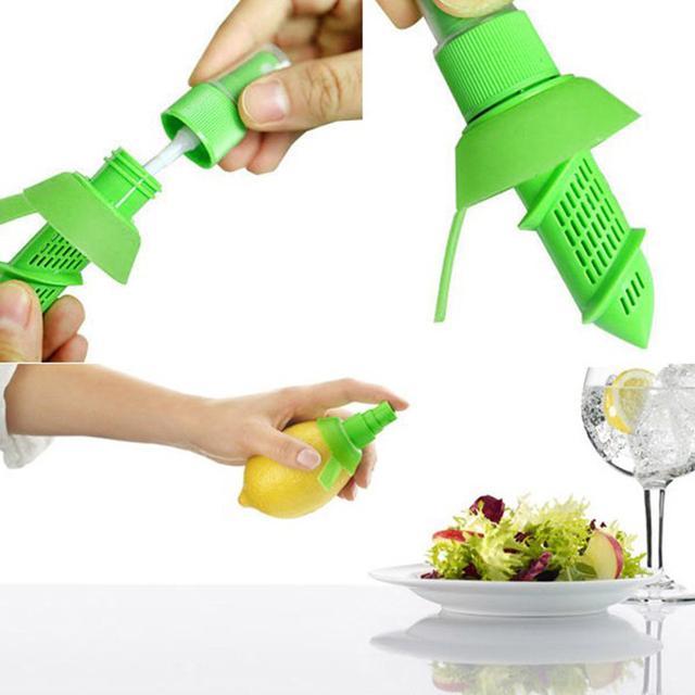 Creative Lemon Juice Sprayer