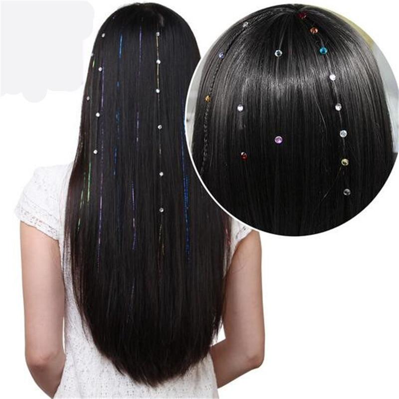 2019 Fashion 8 Pcs/pack Trendy Personality Hair Ribbons Hairpin Headband Women Ladies Female Beautiful Headwear 2632 Apparel Accessories