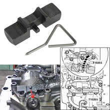 DIESEL BALANCE SHAFT LOCKING TOOL FOR VW AUDI A4 AUDI A6 2.0 PUMP DUSE 2.0 T10255 AND T10115 TIMING — TOOLS