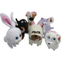 Pet's Dog Secret Life Plush Toy Movie Doll The Secret Life of Pets PP Cotton Children Toys