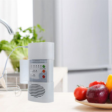 цена на Kitchen Ozone Generator 120V 110V 220V 240V Wheel Timer Air Purifiers Oil Vegetable Meat Fresh Purify Air Water