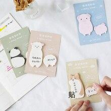 Pad Stiker Mingguan Stationery