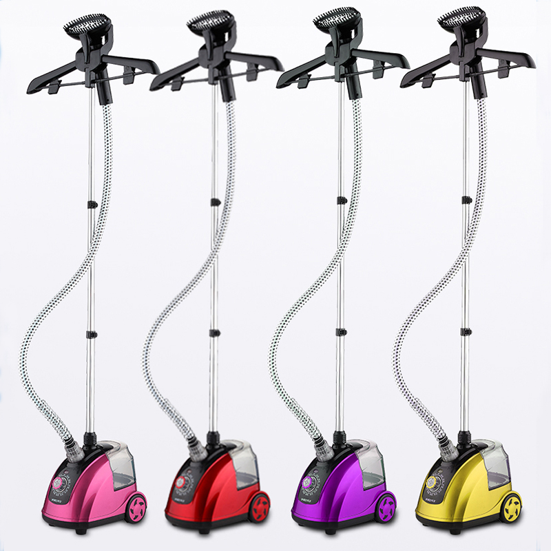 11 Gear Adjustable Garment Steamer 1800W Hanging Vertical Steam Iron 1.6LHome Handheld Garment Steamer Machine for clothes 218