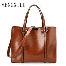 Leder frauen Handtaschen Große Umhängetaschen Handtaschen Frauen Berühmte Marken Luxus Handtaschen Frauen Designer Vintage Hohe Qualität Sac
