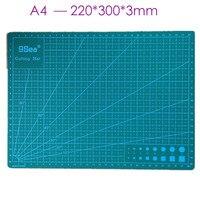 A4 Ocean Cutting Mat A3 Self Healing Board Cut Pad Original Quality Manual Leather Leather DIY