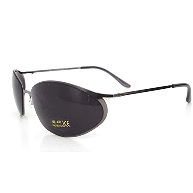 14b70d4864e46 Matrix Morpheus Óculos De Sol Filme homens Ultraleves Clássico Oval óculos  Gafas Lentes Oculos De Sol