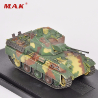 Tank Model Toys Hobby Collections 1/72 Scale WWII Armor Plakpanzer VCoelian Germany 1945 Dradon Model Gifts
