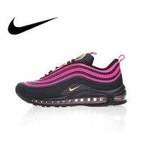 Оригинальные аутентичные 2019 Новое поступление Nike AIR MAX 97 OG женская спортивная обувь для бега дышащие кроссовки амортизирующие 313054