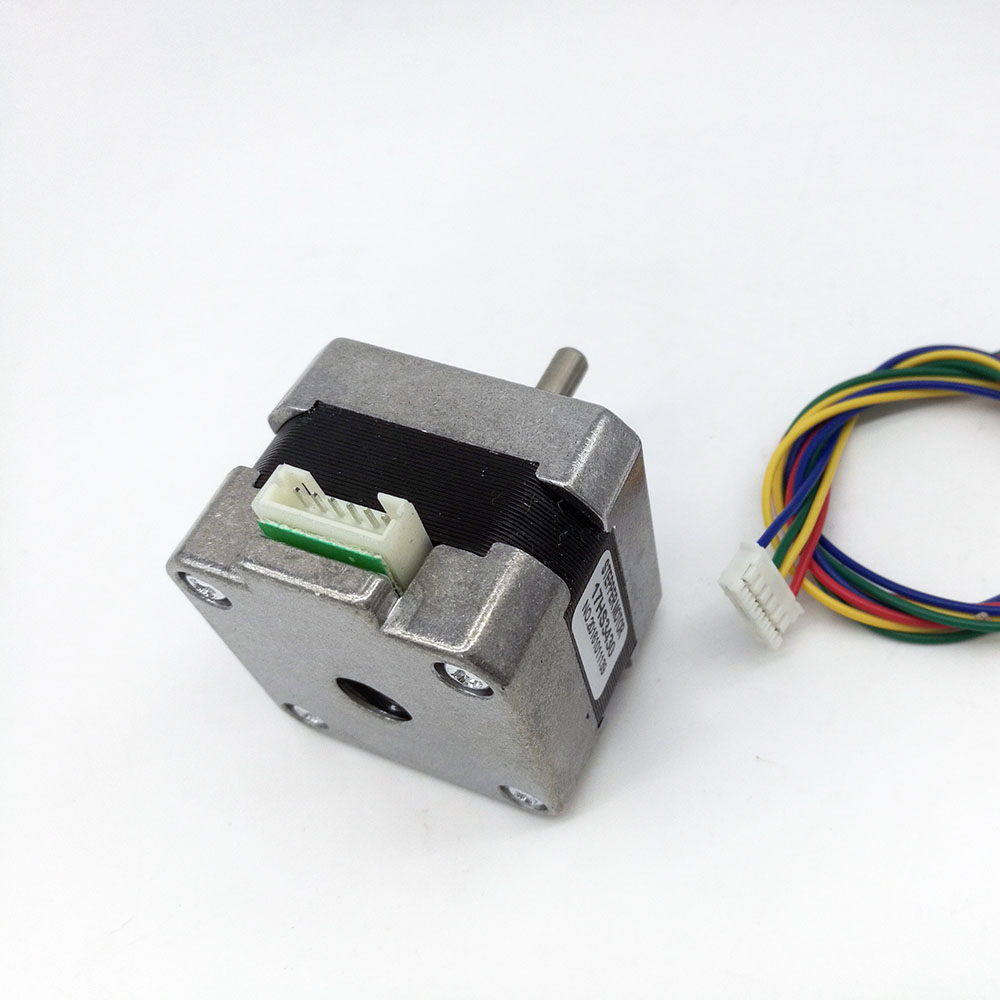 42bygh 4 Lead Nema17 Stepper Motor 04a 17hs3430 For Xyz 42 Electrical Wiring X Y Z 17 Nema Diy 3d Printer Accessories In Parts From Computer