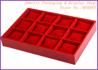 Fashion high quality watch display tray, Counter jewelry trays in decor shop