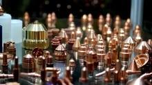 Плазменной резки факел расходные насадка электрода щит оплаты для постоянного клиента.