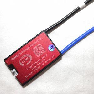 Image 5 - 3S 12V 10A 15A 20A 30A 40A 50A 60A BMS Batterie Management System PCM PCB für 18650 Lithium ionen Batterie Pack Mit Balance