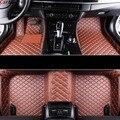 Автомобильный коврик для Audi a5 sportback a3 a4 b8 avant q7 2007 a6 c5 a5 q5 q3 tt аксессуары Ковровые Коврики напольные вкладыши