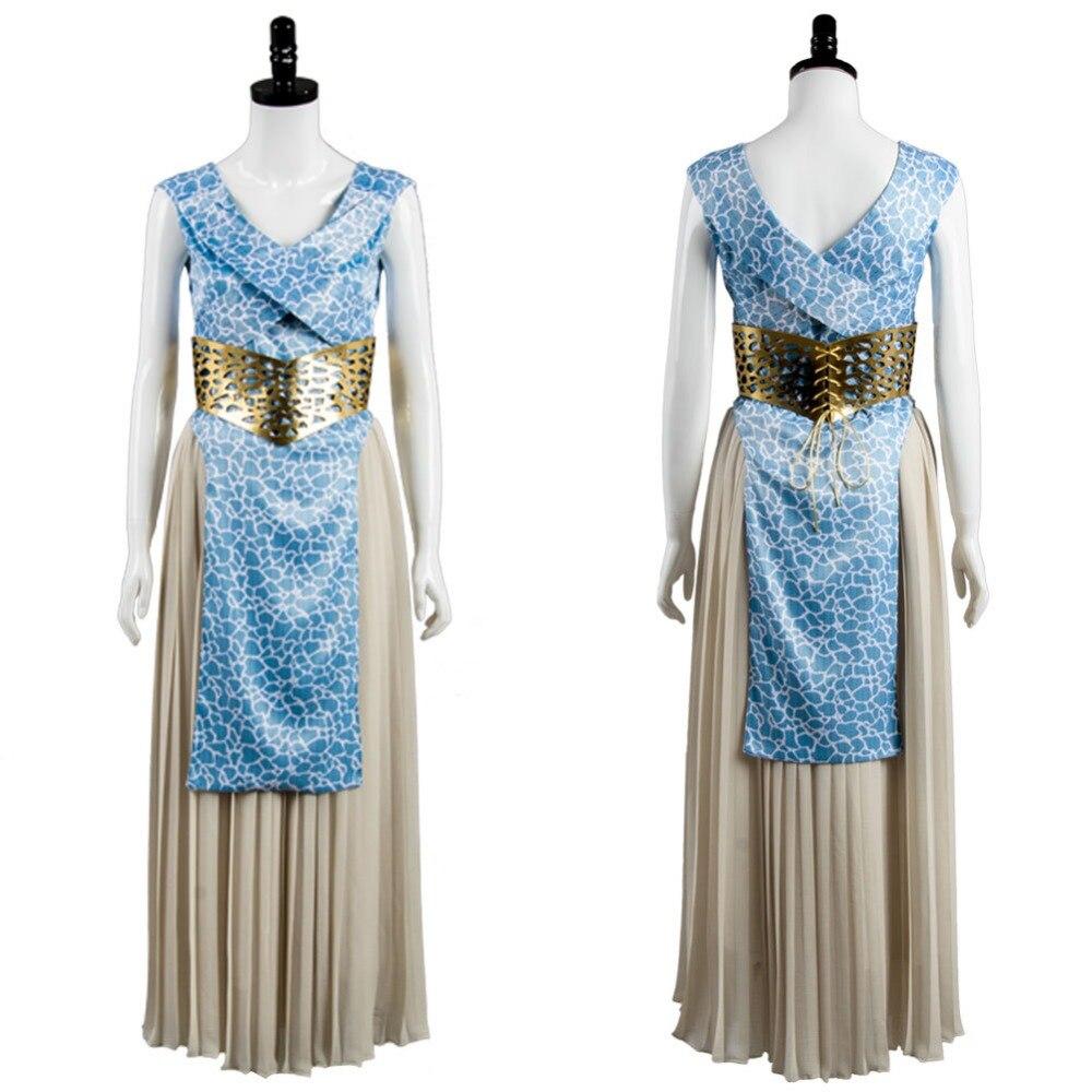 New Women's Game of Thrones Costume Daenerys Targaryen Cosplay Costume Halloween Carnival Costumes For Women